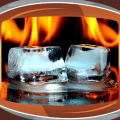 Fire And Ice Live Wallpapers Icon