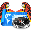 3D Malaysia: Maps & Navigation Icon