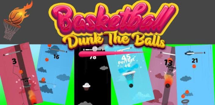 Basketball Dunk The Balls apk