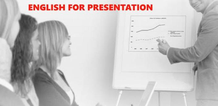 learn English speaking fluently for presentation apk