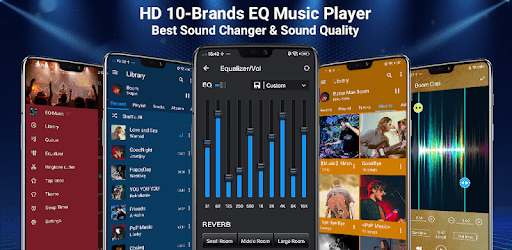 Music Player - 10 Bands Equalizer Audio Player apk