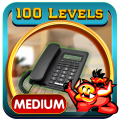 Challenge #256 Check In  Free Hidden Objects Games Icon