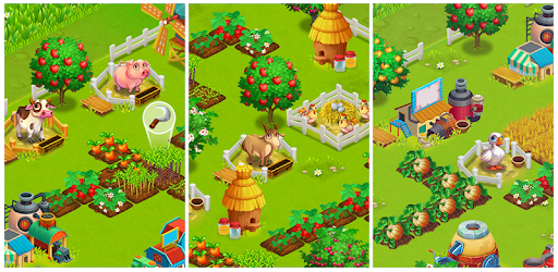 Big Little Farm apk