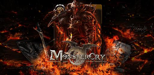 MonsterCry Eternal - Card Battle RPG apk