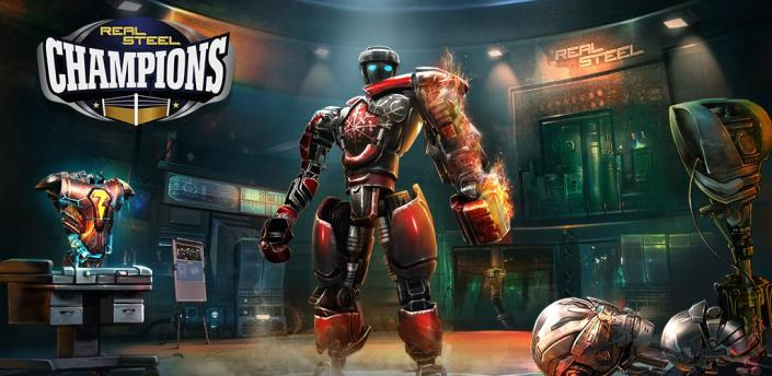 Real Steel Boxing Champions apk