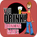 You Drink! Drinking Games Icon