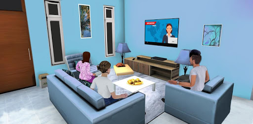 Virtual Mother Dream Family Game apk
