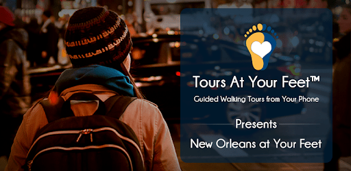 New Orleans at Your Feet apk