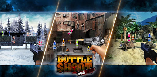 US Army Bottle Shooting Training 2019 apk