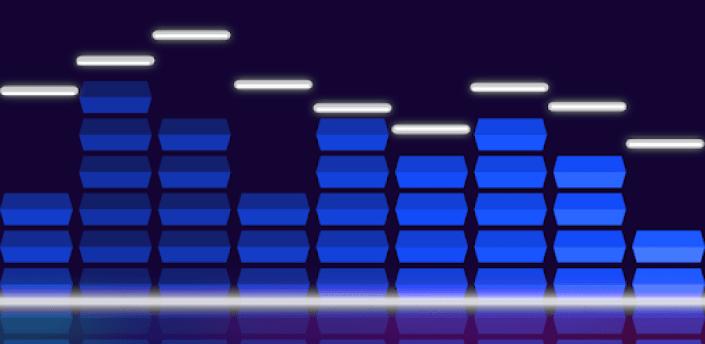 Audio Glow Music Visualizer apk