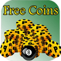 Coins for 8 ball Icon