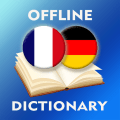 French-German Dictionary Icon