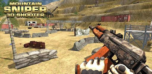 Mountain Sniper 3D Shooter apk