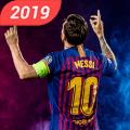 Football players wallpaper HD 4K 2019 Icon