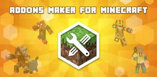AddOns Maker for Minecraft PE apk