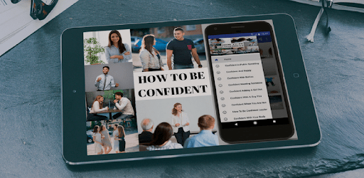 HOW TO BE CONFIDENT - FOR WHATEVER OCCASION apk
