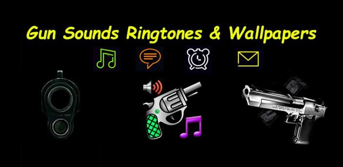 Gun Sounds Ringtones & Wallpapers FREE apk
