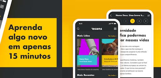 Esens - App de Resumos de Livros e Audiobooks apk