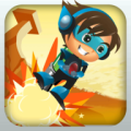 Jetpack Space Adventure : Jetman Galaxy Trip Icon