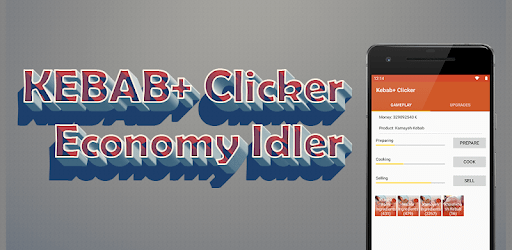 Kebab+ Clicker — Economy Idle game apk