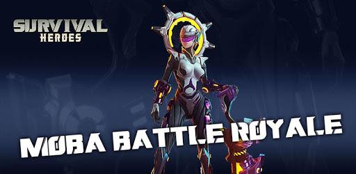 Survival Heroes - MOBA Battle Royale apk