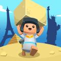 Idle Landmark Tycoon - Builder Game Icon
