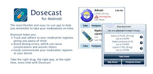 Dosecast - Pill Reminder & Medication Tracker App apk
