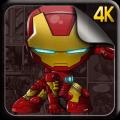 Iron Man Wallpaper HD Icon
