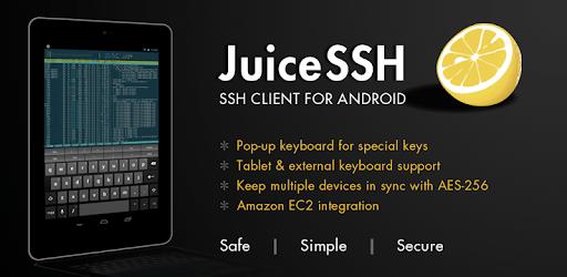 JuiceSSH - SSH Client apk