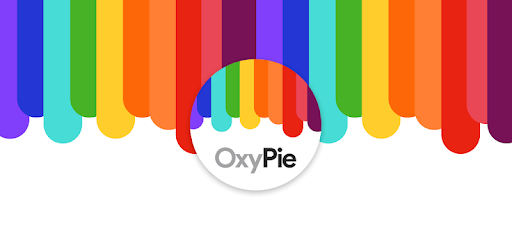 OxyPie Free Icon Pack apk