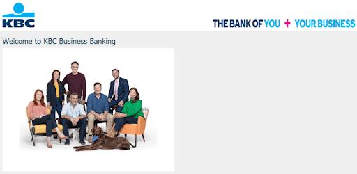 KBC Business Banking Login apk