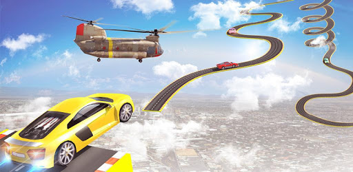 Mega Ramp Car Stunts Racing : Impossible Tracks 3D apk