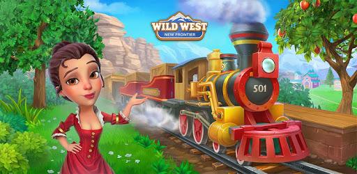 Wild West: New Frontier. Farm tycoon: village life apk