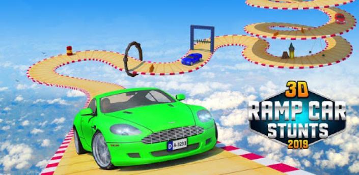 Ramp Car Stunts 3D Free: Mega Ramp Car Games 2021 apk
