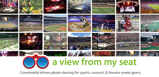 A View From My Seat - Ticket Guide & Event Journal apk
