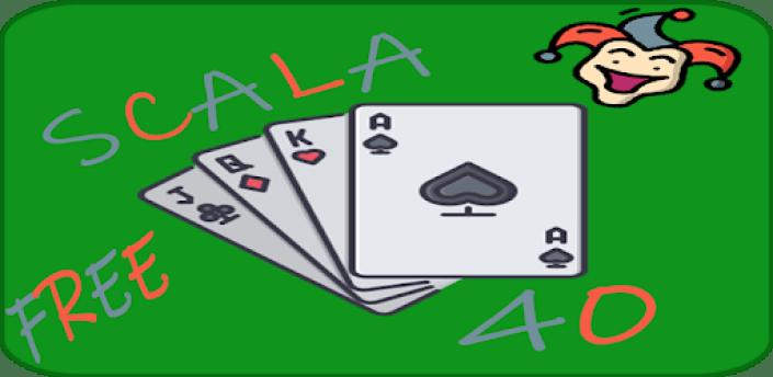 Scala 40 - Free - Carte apk