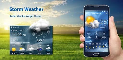 weather location app free apk