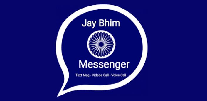 Jay Bhim Messenger - Chat & Audio, HD Video Call apk