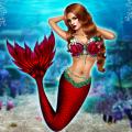 Mermaid Simulator: Underwater & Beach Adventure Icon