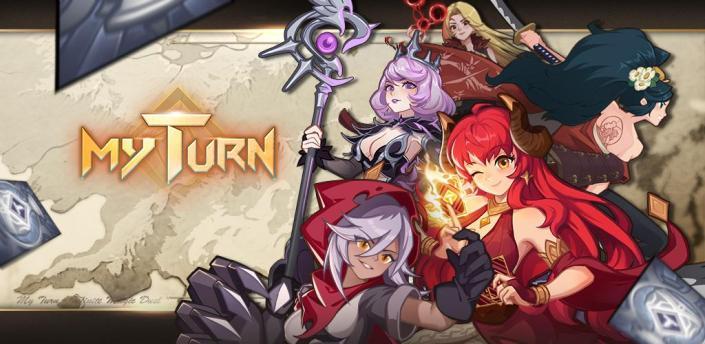 My Turn: Infinite Magic Duel apk