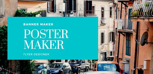 Poster Designer-Flyer designer,banner Maker apk