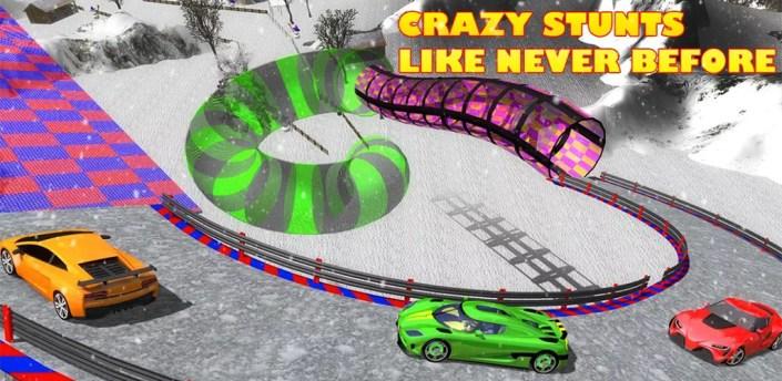 Extreme Stunts GT Racing Car apk