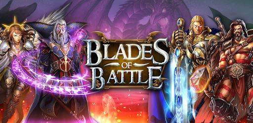 Blades of Battle: Blood Brothers RPG apk
