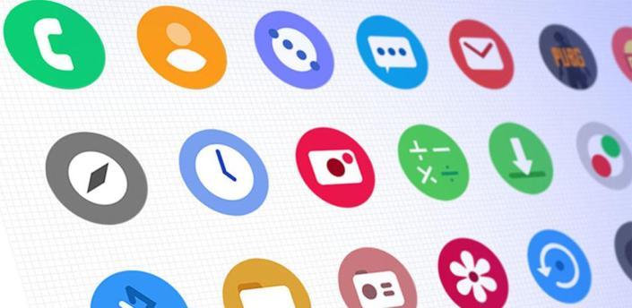 OneUI Circle Icon Pack apk