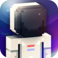Space Craft: Exploration, building & crafting Lite Icon