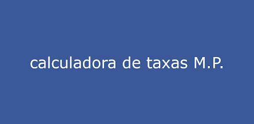 Calculadora de Taxas Mercado Pag apk