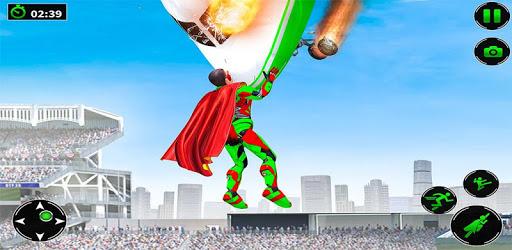 Light Robot Superhero Rescue Mission apk