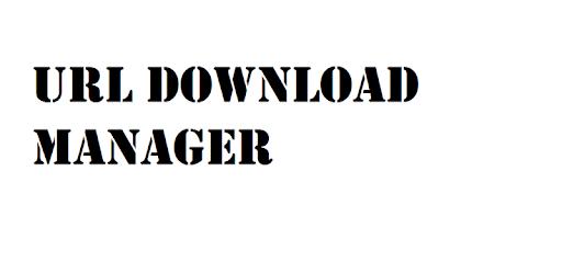URL Download Manager apk