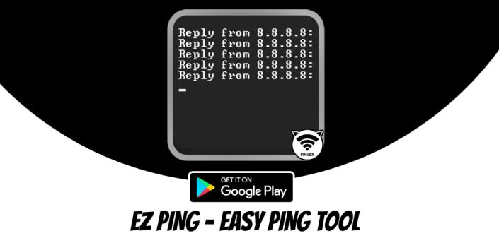 EZ PING - Easy ping tool apk