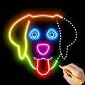 Doodle : Kid   Joy Icon